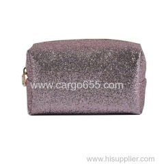 Pink Glitter Make up kits Cosmetics Makeup Custom Makeup Bag