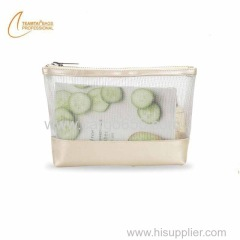 Women Make Up Bag Makeup Bags Organizer Purse Necessary Mesh Cosmetic Bag