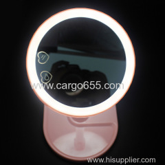 Led Light Make Up Mirror Touch Sensor Switch Dressing Table Mirror With Led Lights MakeUp Mirror With Led Light