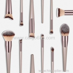 Custom Cosmetic Brush Tool Professional make up brushes private label brush set