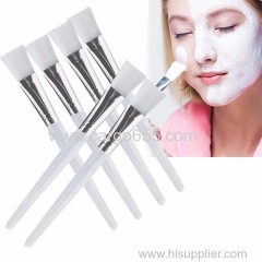 Wholesale make up brushes Plastic Handle Facial Mask Brush
