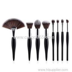 Makeup Brushes/Crystal Handle Makeup Brush Set/No Logo Make Up Brushes