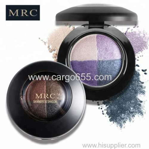 Cosmetics single eyeshadow primer multicolor private label magnetic eyeshadow palette