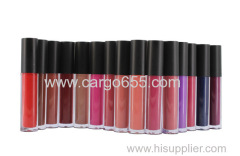 Private label liquid matte lipstick 15 color available