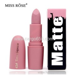 Miss rose 24 colors makeup matte liquid lipstick Ladies lip kit Long Lasting Lipsticks
