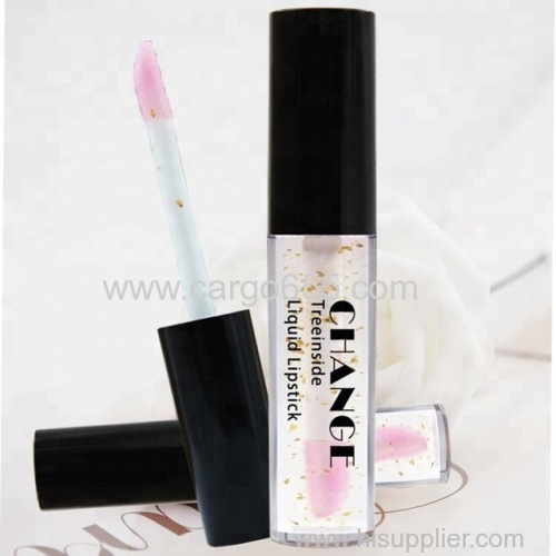 Temperature color change Nourishing Lip Gloss liquid lipstick