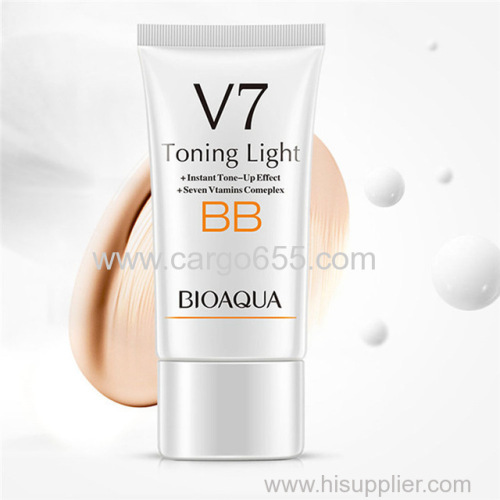 Smooth Moisturizing Whitening BB cream for skin care