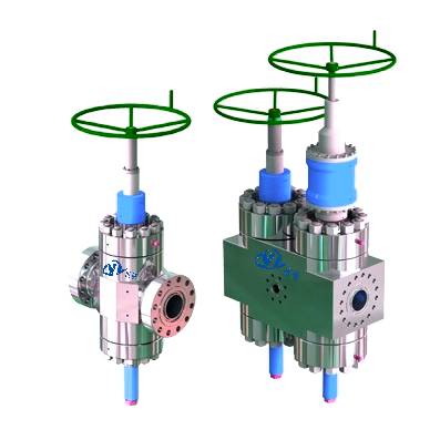 Frac Valve Ball Screw Operated (BSO) Gate Valves
