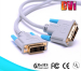 High Speed 3D HDMI TO DVI CABLE 4K*2K GOLD plated