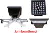 Johnbean 3D four wheel aligner target shooting target signal reflector