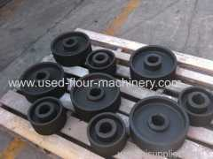 Buhler Spare Parts Belt Timing Wheels for Buhler MDDK MDDL MDDP MDDM Rollermills