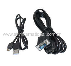 For Pioneer Bluetooth CDIV203 AppRadio VGA Interface Cable for iPhone5 6 6S