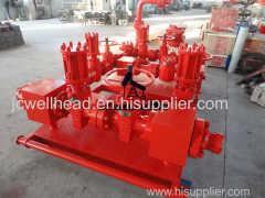 API 16C High Pressure Choke Manifold Oil Well