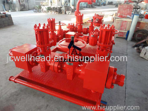 2 1/16 Choke and Kill Manifold API 16C Wellhead