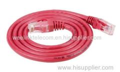 Utp rj45 cat5e cat6 network cable patch cord Lan cable