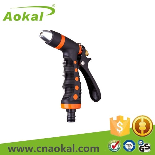 Adjustable metal spray gun