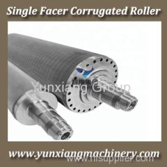 Hard Chrome Type Corrugated Roller