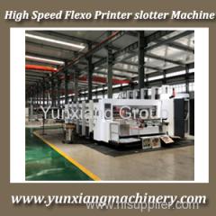 High Speed Lead Edge Feeder Printer Die Cutter Machine