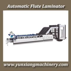 Automatic Flute Laminator Machine 1+2