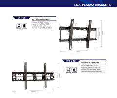 LED LCD TV Bracket