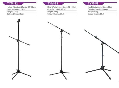 Professional Microphone stand music stand