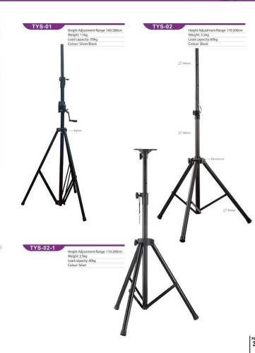 Professional Audio Speaker Stand