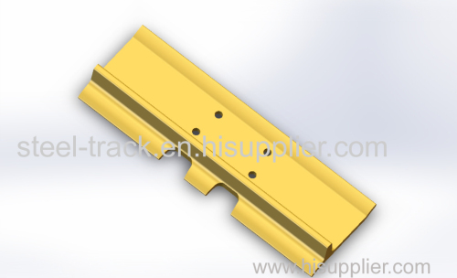 Single Grouser Track Shoe for D4D