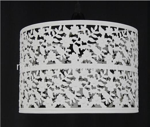 White Finishi Non Electical Pendant D240mm * H160mm