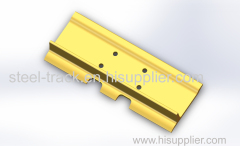 Bulldozer Track Shoe for D60A