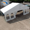 12m outdoor wedding Storage party aluminum frame tent for GaLa event sales