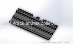 Pitch 154 Excavator Track Shoe for PC60-7