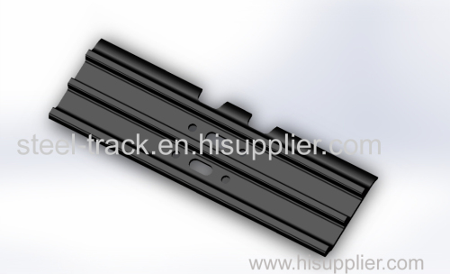 Pitch 171 Excavator Track Shoe for EX100