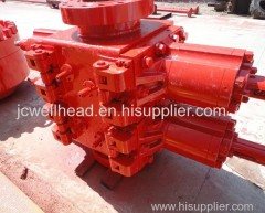 API 16A Double RAM BOP for Oil Well Drill Operation