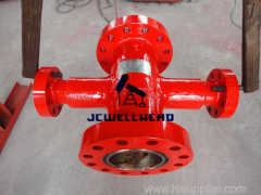 "Oil Well Drilling Spool 13 5 / 8""- 3 K X 11"" - 3 K API 16A And 6A Specification"