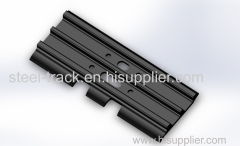 Pitch 203 Excavator Track Shoe for PC300-1