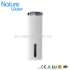 2018 newly design 2-IN-1 water softener mixed with water purifier
