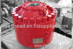 "13 5 / 8"" Spherical Rubber Annular BOP FH35-35 for oil well operation"