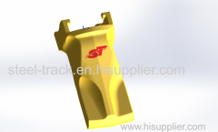 Construction Machinery Excavator Bucket Teeth