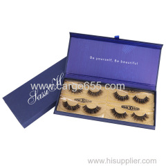 Wholesale Price Hot Sale 100% Human Hair False Eyelashes