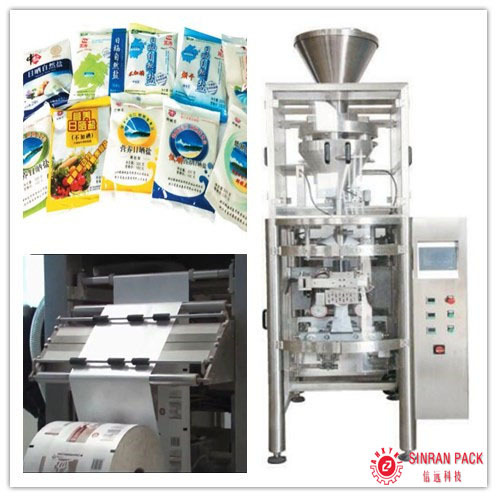 Salt/Sugar fine granule packing machine