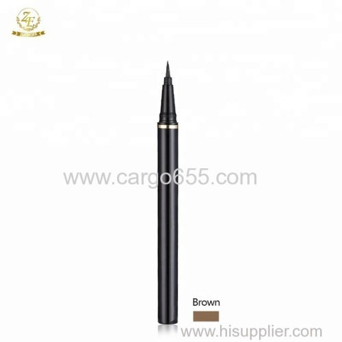 Long lasting waterproof brown eye liner