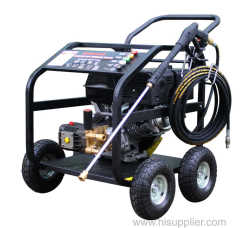 250 Bar 3600PSI with wheels gasoline high pressure washer