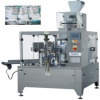 Given-bag packing machine for salt/sugar