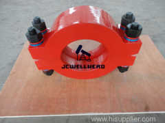 "Oil WellHub Clamp No. 10 11"" x 5000 psiAPI 16A"