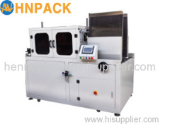hennopack up to 30 boxes per minute high speed case folder and bottom sealer machine