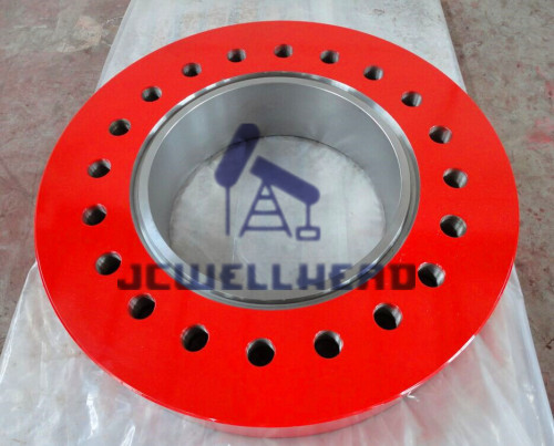 Double Studded Adapter Flange  / DSAF Assy 11  x 10000 psi - 7 1 / 16  x 10000psi