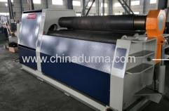 To Indonsia - W12 CNC rolling machine delivery out