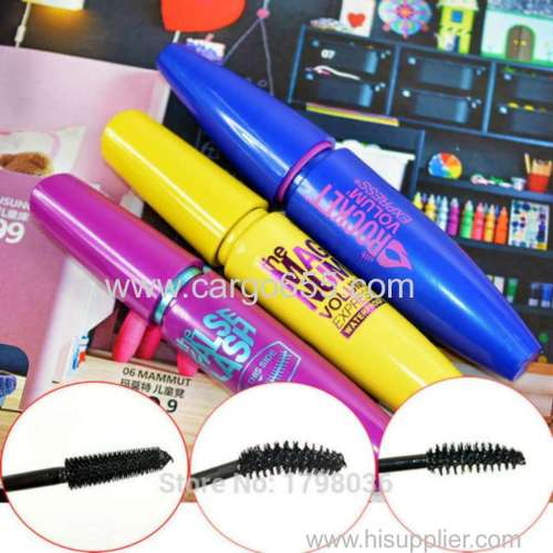 Makeup Extension Curling Black Mascara