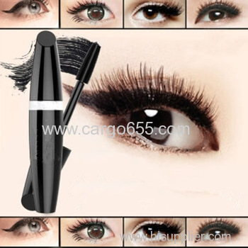 Waterproof natural curling volume mascara