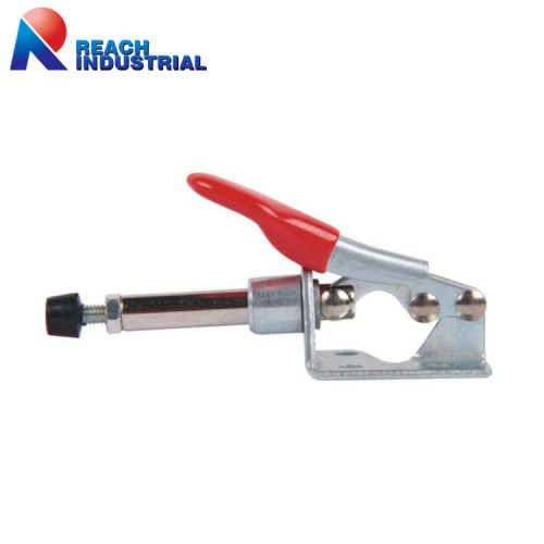 Breynet Red-Holding Capacity 16.7mm Plunger Stroke Push Pull Type Toggle Clamp 301A 45Kg 99 Lbs for Woodworking